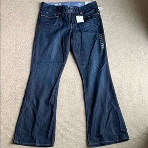 NWT Gap 1969 Perfect Boot cut ankle jeans